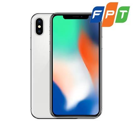 iPhone X 64GB Silver Mới 100% - FPT chính hãng(VN/A) chưa Active