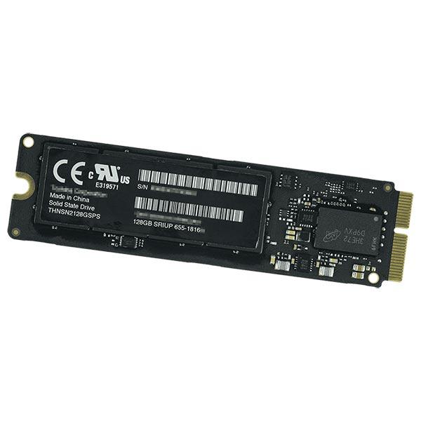 SSD Macbook Air 2014 128Gb Zin Chính hãng