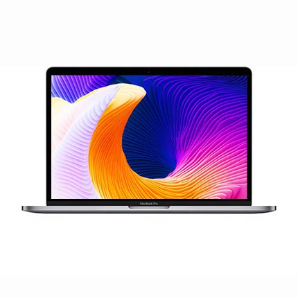 Macbook Pro 13 inch 2019 grey