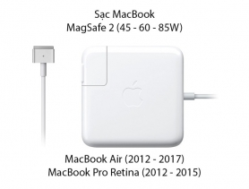 Pin - Sạc MacBook