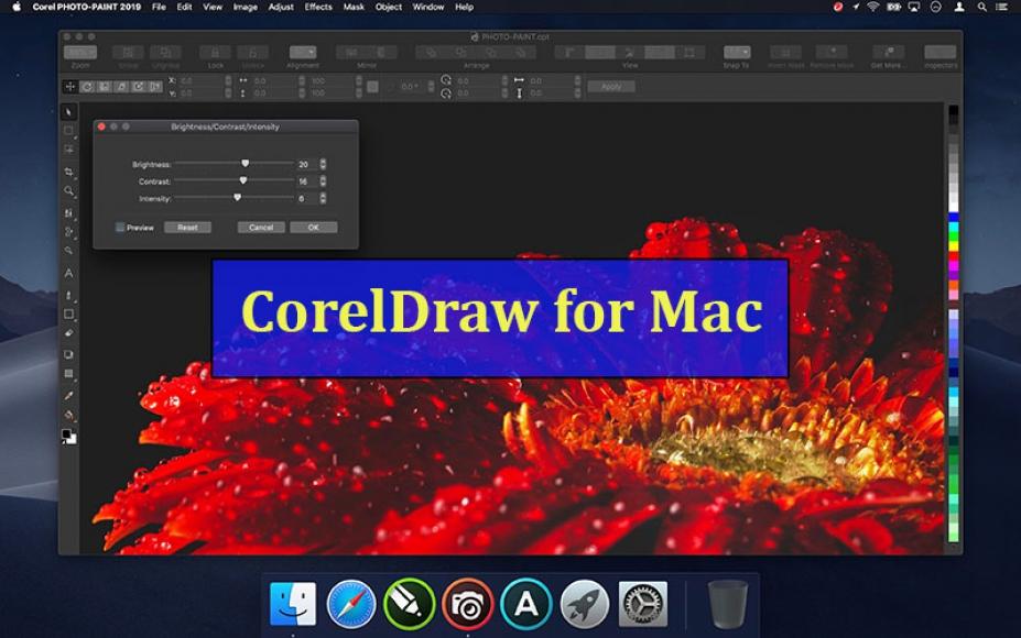 Hướng Dẫn cài CorelDraw cho Macbook Chi Tiết