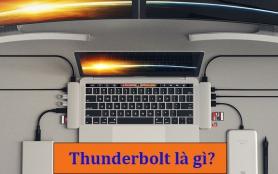 Thunderbolt là gì? Tiêu chí mua cáp chuyển thunderbolt sang HDMI