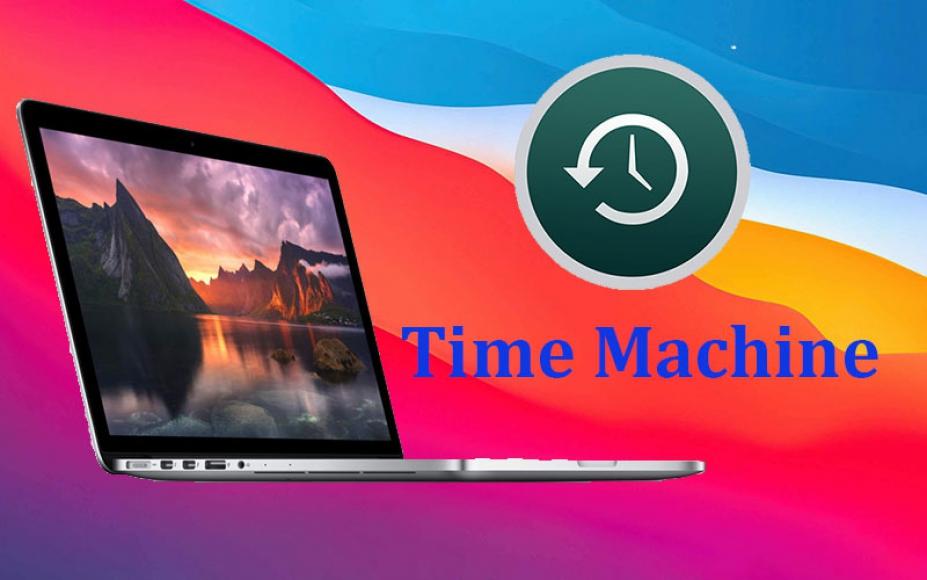 Time Machine là gì? Cách sử dụng Time Machine sao lưu dữ liệu