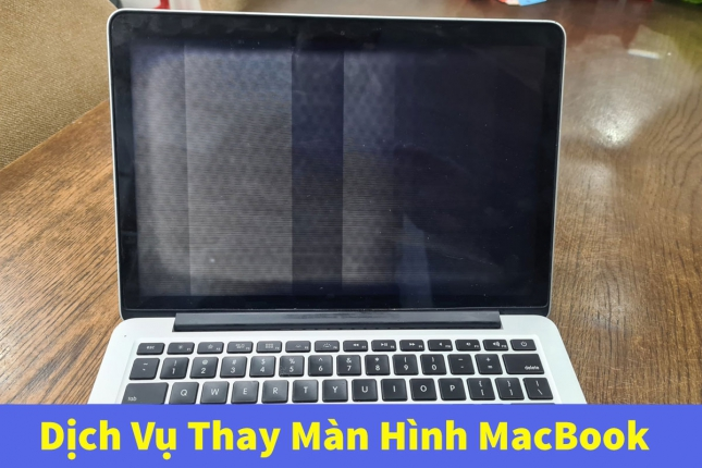 Thay Màn Hình Macbook Uy Tín Lấy Ngay tại Hà Nội