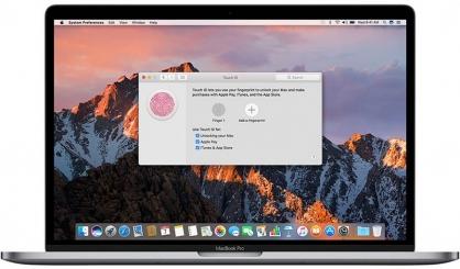Cách Sử Dụng Touch ID Trên MacBook Pro