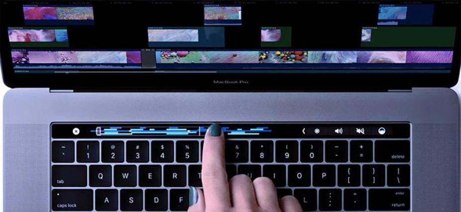 Hướng Dẫn Sử Dụng Touch Bar Trên Macbook Pro
