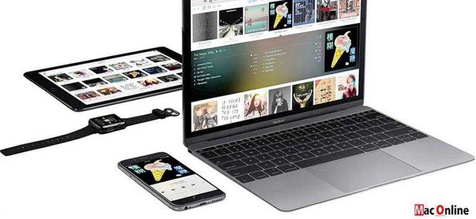 iPhone và Macbook có mối liên hệ gì với nhau??